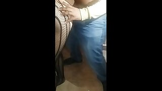 Fucking a big nut ebony stripper at bachelor party