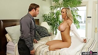 Huge knockers wifey Brandi String up is a real cheating bitch