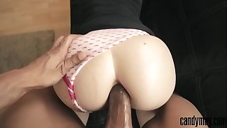 CHEATING WIFE GET HER ASSHOLE Spread BY BLACK PECKER