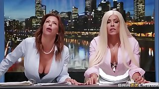 News Ancwhores - Alexis Fawx & Luna Star - FULL SCENE on http://bit.ly/BraSex
