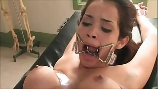Doctor make her nonstop squirting!!! -Punishland.com
