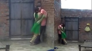 Boy enjoy with his girl buddy when no one home