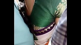 desi aunty kiss by cousin