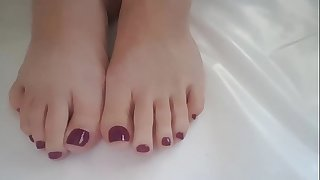 The Greatest Feet in The World